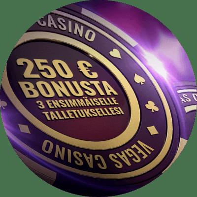 vegas casino bonus fi