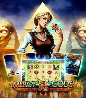 Pelaa Mercy of the Gods peliä ja saat superkierroksia