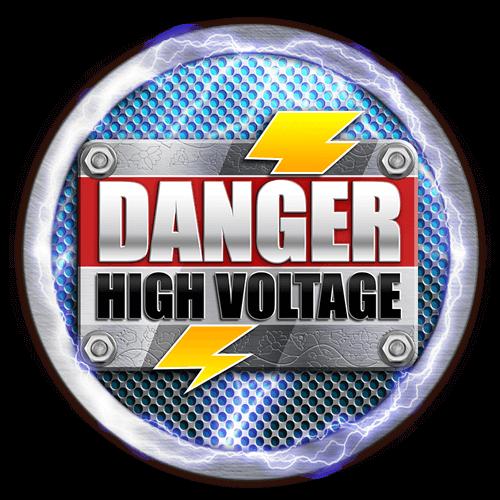 Danger high voltage Danger! High Voltage
