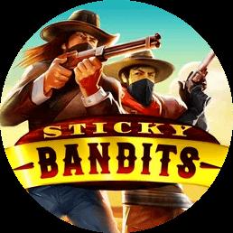 sticky bandits slot